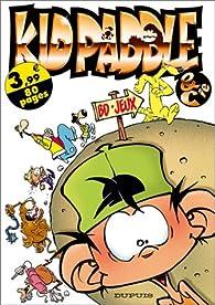 Kid Paddle Cie Tome 1 Kid Paddle Cie Midam Babelio
