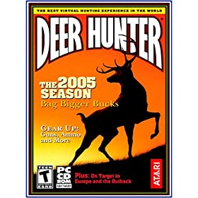 Deer Hunter 2005 box art