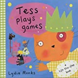 Tess Plays Games (Funny Bunch) (0333970101) by Monks, Lydia