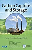 img - for Carbon Capture and Storage: Physical, Chemical, and Biological Methods book / textbook / text book