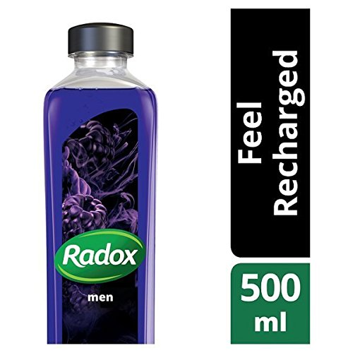 Radox Bath Feel Recharged 500ml