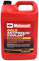 Genuine Ford Fluid VC-7-B Gold Concentrated Antifreeze/Coolant - 1 Gallon by Ford
