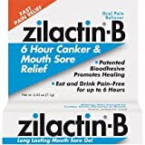 Zilactin-B Mouth Sore Gel .25 oz (7.1 g)