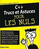 echange, troc Matt Telles - C++ Trucs et astuces pour les nuls