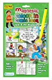 Doowell Activity Charts Magnetic Jack and the Beanstalk Colour in Comic Book