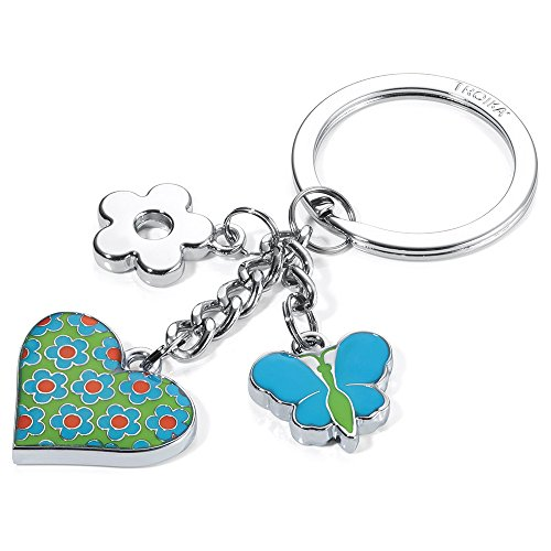 porte-cles-coeur-turquoise-heart