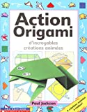 Action origami (0439985927) by Jackson,Paul