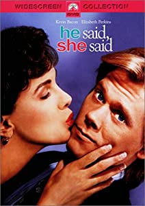 Cover of &quot;He Said, She Said&quot;