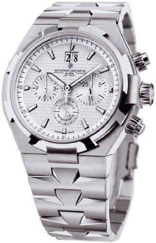 Customer Guide: Vacheron Constantin Overseas Chronograph Silver Dial Mens Watch 49150/B01A-9095