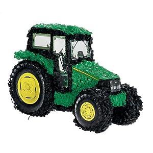 John Deere Tractor 17