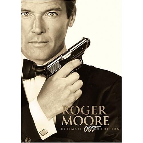 007 ロジャー・ムーアBONDセット スペシャルBOX付 [DVD]