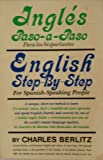 English Step-By-Step for Spanish Speaking People (Ingles Paso-a-Paso) (039609306X) by Berlitz, Charles