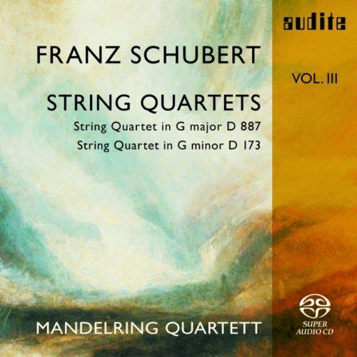SCHUBERT / MANDELRING STRING QUARTET