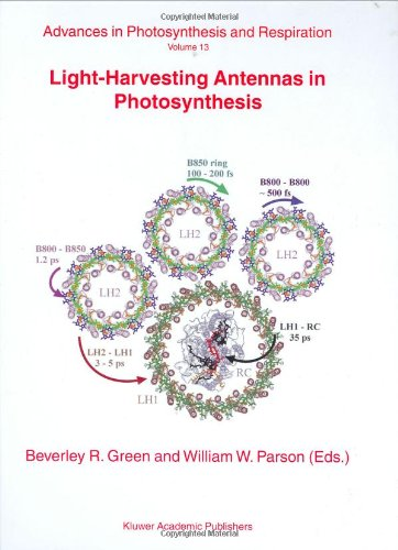 Light-Harvesting Antennas In Photosynthesis (Advances In Photosynthesis And Respiration)