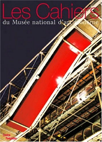 cahiers du musee national d moderne all magazine store