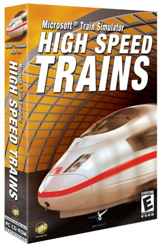 High Speed Trains: Microsoft Train Simulator Add-On