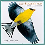The Birder's Year Calendar (1569066760) by Sibley, David Allen