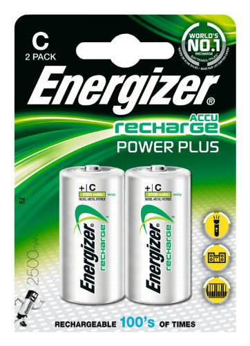 energizer-635674-power-plus-batteria-ricaricabile-mezzatorcia-c-argento-2-pezzi
