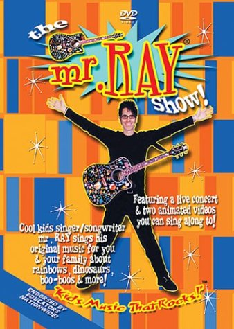 Mr Ray Show [DVD] [Import]
