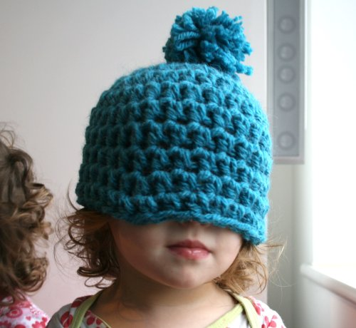 How to crochet photo tutorial with free beanie hat pattern (43) with 4 sizes from newborn to adult (Tutorials)