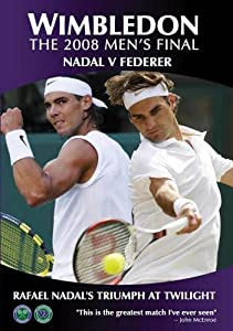 Wimbledon - the 2008 Men's Final: Nadal Vs Federer [Import anglais]