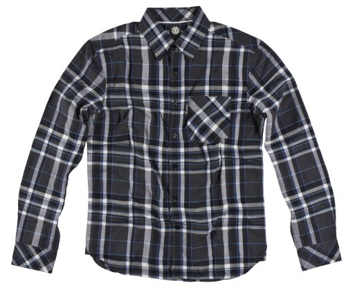 La camicia a maniche lunghe da uomo Element Norfolk
