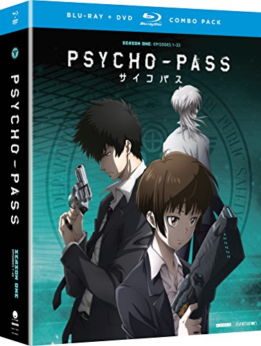 Psycho-Pass: Season One (Blu-ray/DVD Combo)