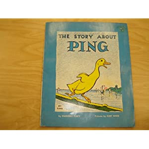 The Story About Ping [Paperback] by Marjorie Flack