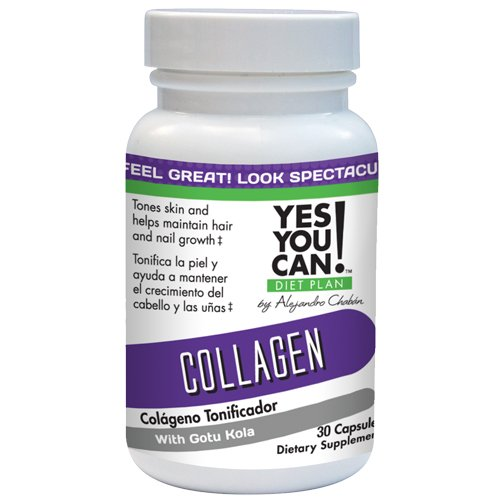 Yes You Can! Diet Plan: Collagen 30 Capsules (You Can Diet compare prices)