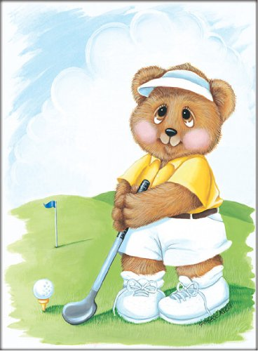 sports-bear-golf-star-childrens-wall-art-kids-wall-art-nursery-wall-art-8-x-10