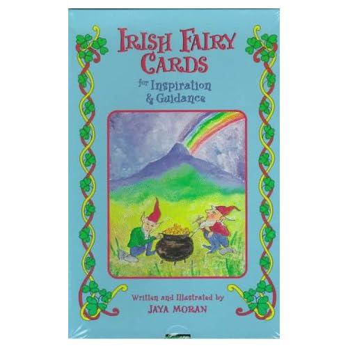 Irish Fairy Cards: For Inspiration & Guidance