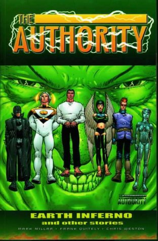 """The Authority-Earth Inferno - Earth Inferno and Other Stories"" av Mark Millar"