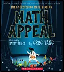 Math appeal mind stretching math riddles greg tang harry briggs