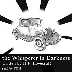The Whisperer in Darkness Audiobook
