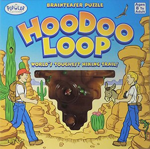 Popular Playthings HooDoo Loop Puzzle