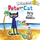 Pete the Cat: Pete at the Beach Audiobook by James Dean Narrated by Teddy Walsh