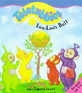 Quot Teletubbies Quot Laa Laa S Ball Amazon Co Uk Andrew