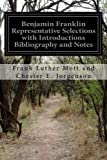 img - for Benjamin Franklin Representative Selections with Introductions Bibliography and Notes book / textbook / text book