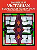 Victorian Stained Glass Pattern Book (Picture Archives) cover image