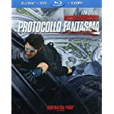 Mission Impossible - Protocollo Fantasma (Blu-Ray+Dvd+E-Copy)di Tom Cruise