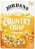Jordans Country Crisp Honey and Nut 500 g (Pack of 3)