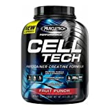 MuscleTech Performance Series Cell-Tech Fruit Punch 6 lbs Creatine