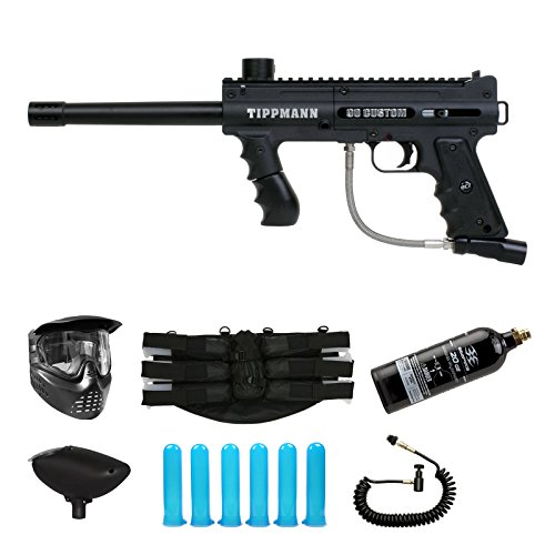Tippmann 98 Custom ACT Paintball Marker Gun WTG Power Package – $30 Mail-In Rebate From Tippmann Purchases From Oct 15th 2015 to Jan 15 2016