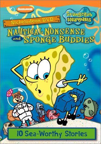 Spongebob Squarepants - Sponge Buddies/Nautical Nonsense front-1052436