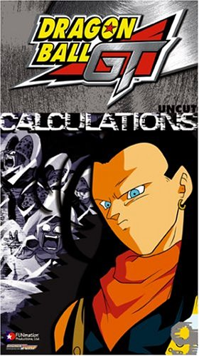 Dragon Ball GT - Calculations (Vol. 9, Uncut) [VHS]