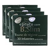 Diet world - B slim - 4 x 30 infusettes - La tisane minceur