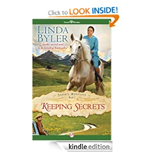 Keeping Secrets: Sadie's Montanta (Book Two) (Sadie's Montana)
