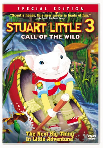 Cover art for  Stuart Little 3 - Call of the Wild
