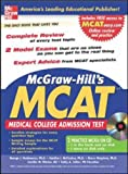 img - for McGraw-Hill's New MCAT with CD-Rom (McGraw-Hill's MCAT (W/CD)) book / textbook / text book