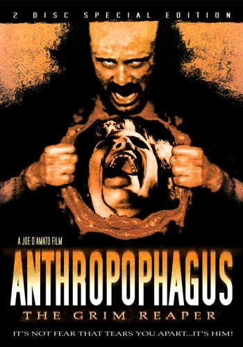 Anthropophagus: The Grim Reaper [DVD] [1980] [Region 1] [US Import] [NTSC]